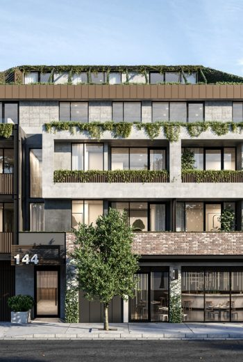 Pascoe Vale Rd Apartments